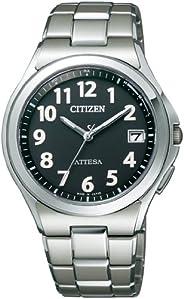 CITIZEN西铁城 腕表 ATTESA Eco-Drive 电波腕表 搭载Perfex全明星标准款 ATD53-2846 男士