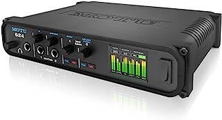 MOTU 624 16in 16out Thunderbolt/USB/AVB音频接口