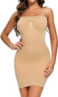 Shapewear 女式收腹全身塑身滑裙,下装