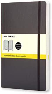 Moleskine 方格软封面笔记本(大型)