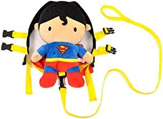 KidsEmbrace 超人二合一儿童*背带和旅行伙伴