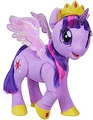 My Little Pony:電影 My Magical Princess 暮光閃閃,互動式毛絨玩具,適合 3 歲及以上兒童(亞馬遜*)