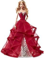 Barbie Collector 2015 假日娃娃,金发