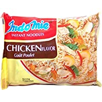 Indomie Chicken Noodles from Nigeria, 70 g, Pack of 40