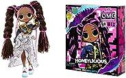 L.O.L.Surprise! LOL 惊喜娃娃 567264 LOL Remix – 25个惊喜 – 收藏家时装玩偶,衣服及配件 – Honeylicious