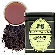 Harney&Sons 英式早餐红茶,散装8盎司(约226.80克)