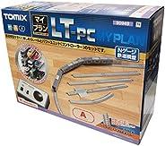 TOMYTEC TOMIX N轨距 My Plan LT-PC F 轨道样式 A 90949 铁道模型 轨道套装