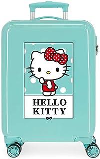 Hello Kitty Bow of Hello Kitty猫笼,38x55x20厘米 蓝*() 38x55x20 cms