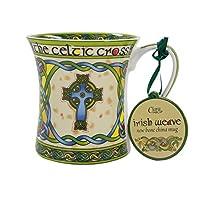 爱尔兰咖啡杯凯尔特十字架爱尔兰制造