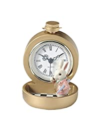 SETCRAFT 不可思议的国家爱丽丝 手表&托盘(兔子) SR-0636