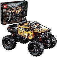 LEGO 乐高 机械组 4x4 终极分载车 Powered UPRC X-treme 遥控越野车 42099