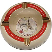 H&H 雪茄 Ashtray - 庆祝系列 - 红色圣诞节