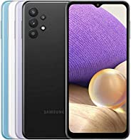 Samsung 三星 Galaxy A32 4G Volte 无锁 128GB 四摄像头(LTE Latin/At&t/MetroPcs/Tmobile Europe)6.4 英寸(适用于 Verizon/Boo