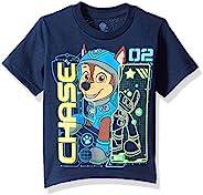 Nickelodeon 男童狗狗巡逻队小丑短袖 T 恤