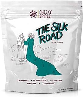The Silk Road 无*香料混合物,适用于玉米饼、鸡肉、猪肉、牛肉、蔬菜