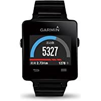 Garmin 佳明 vivoactive acetate 黑色 智能运动腕表智能通知久坐提醒跑步骑行游泳高尔夫