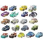 Disney Cars Toys 迪士尼 Pixar皮克斯动画 赛车总动员 迷你合金汽车车模21件装 ¥202.60