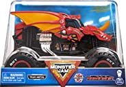 Monster Jam 6060861 MNJ VHC 1to24 压铸 Bakugan GML