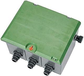 Gardena 嘉丁拿 1255 洒水器系统 三个阀门盒