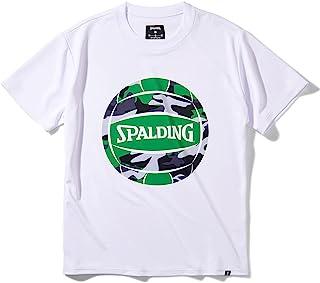 SPALDING 斯伯丁 排球T恤 多迷彩球 SMT211770