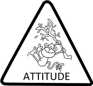 教师邮戳印章 , selbstfaerbend , 适用于教师2 Attitude