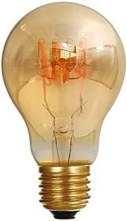 Girard Sudron 716669-LED GLS A60 LED 环形灯丝灯泡,B22(BC卡口盖),暖白色,150流明,5瓦,琥珀色