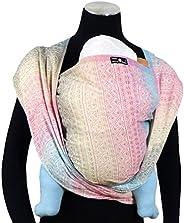 DIDYMOS 编织包裹婴儿背带 Prima Aurora(有机棉),6 号
