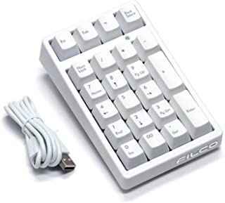 FILCO Majestouch TenKeyPad 2 ProfessionalFTKP22MPS/MW2 CHERRY MX静音轴(粉色)