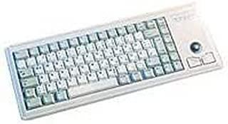 Cherry G84-4400 LUBEU-0 键盘 USB 84 按键 IBM MF US + 轨迹球 浅灰色