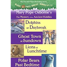 Magic Tree House Books 9-12 Ebook Collection: Mystery of the Anicent Riddles (Magic Tree House (R) 3) (English Edition)