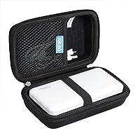 Anleo 硬質旅行包 2 件裝 Miady 10000mAh 雙 USB 便攜式充電器(僅手機殼)