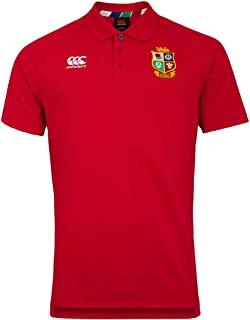 Canterbury 男士 British and Irish Lions Pique Polo 衫