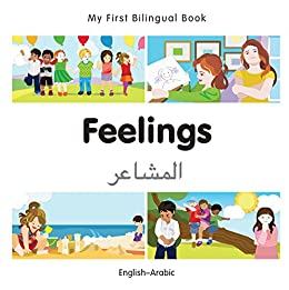 """My First Bilingual Book–Feelings (English–Arabic) (English Edition)"",作者:[Milet Publishing]"
