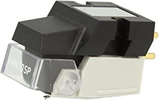Audio-Technica VM610MONO 立体声转盘盒 适用于单色 LPVM670SP  VM670SP 卡式胶筒