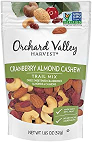 ORCHARD VALLEY HARVEST Mix 1.85 Ounce (Pack of 14)