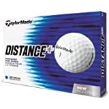 TaylorMade Distance Plus 高尔夫球(一打)