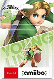 Nintendo 任天堂 Amiibo-Young Link(Ssbu) 手办