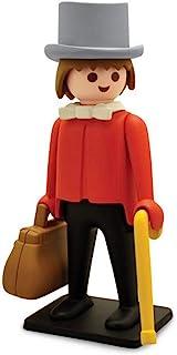 Plastoy Playmobil 老式人偶 来自遥远西方的绅士
