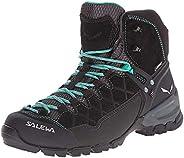 SALEWA W ALP TRAIN.MID GTX-PELL 女士徒步靴和徒步靴
