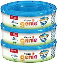 Playtex Diaper Genie 尿布袋,用于·尿布精灵尿布桶,270 片(3盒)