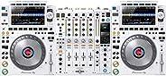 Pioneer DJ CDJ-3000 & DJM-900NXS2 DJ 上衣套装