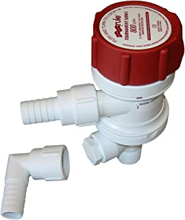 Rule FC 锦标赛系列,Livewell / Baitwell 泵,可拆卸电机滤芯