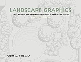 Landscape Graphics: Plan, Section, and Perspective Drawing of Landscape Spaces (English Edition)