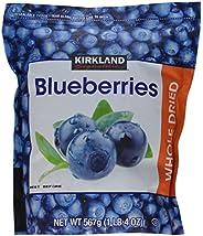 Kirkland:wochdried blueberries 20 oz (3 包)