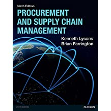 Procurement and Supply Chain Management (English Edition)