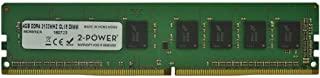 2-Power MEM8902A 4GB DDR4 2133MHz 内存条 (DDR4, PC/服务器, 1 x 4 GB, *, CE)
