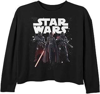 Star Wars 女童 T 恤