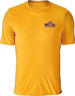 Patagonia 男式 Cap Daily 图案 T 恤
