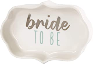 Pavilion Gift Company Bride to Be Trinket 餐具