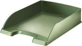LEITZ 利市 Style 系列文件盘 青瓷绿 52540053
